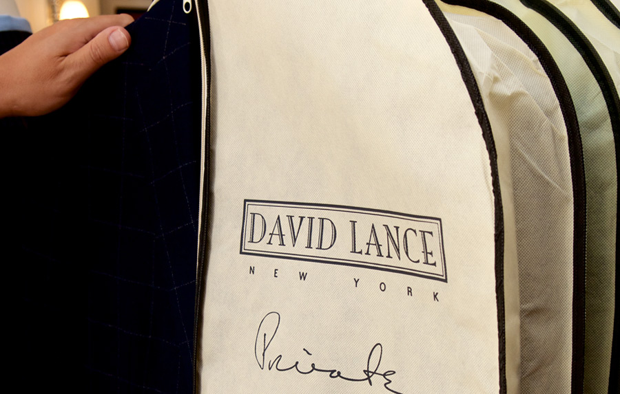 David Lance Suit Cleaning