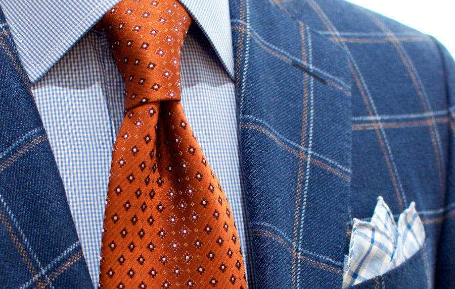 Dlny Bespoke Suit