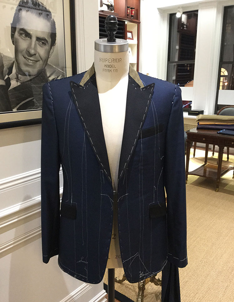 Bespoke Suit DAVID Lance