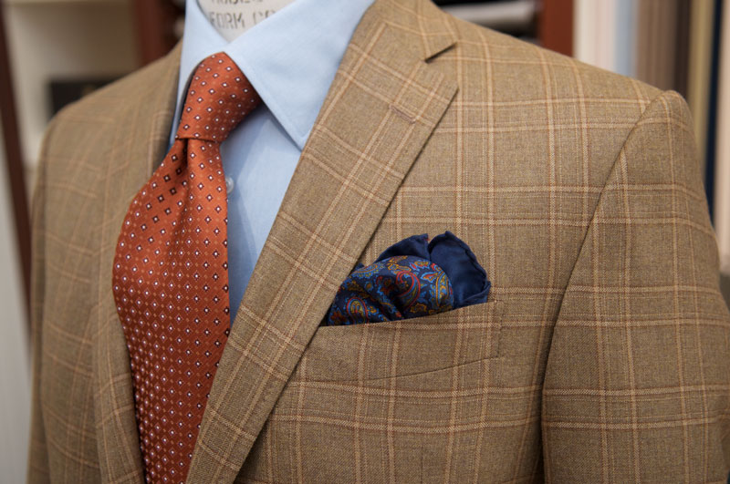 David Lance Bespoke Ties