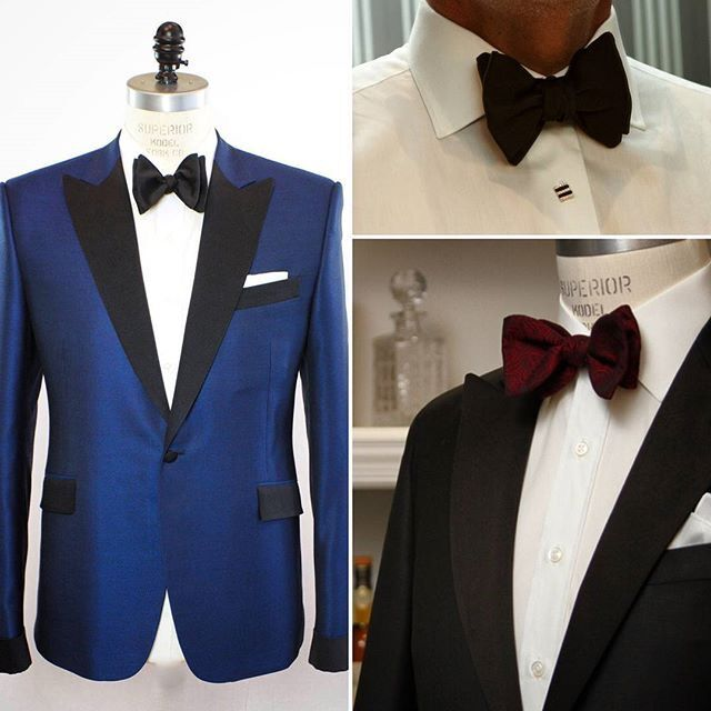 David Lance New York Custom Tuxedo